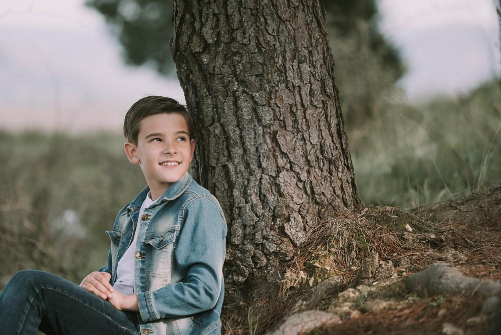 Gonzalo – Fotógrafo de comuniones en Ponferrada, el Bierzo – Quinito Fotografía